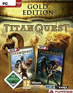 Titan Quest - Gold Edition [PC Steam Code]