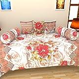 Aashiyana Sajona Diwan Set - 6 Pieces