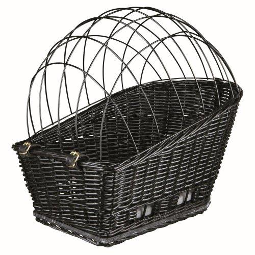 Trixie-13117-Fahrradkorb-mit-Gitter-fr-Gepcktrger-35-x-49-x-55-cm-schwarz