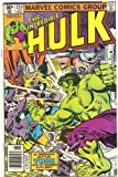 img - for The Incredible Hulk #255 (Thunder Under The East River!) book / textbook / text book
