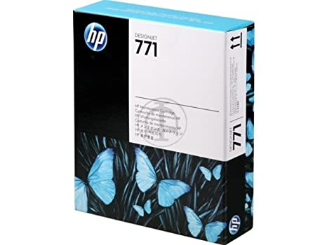 HP - Hewlett Packard DesignJet Z 6200 (771 / CH 644 A) - original - Ink waste box