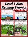 Level 1 Start Reading Phonics Books 0...