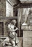The Penitent Poster Print by Albrecht Durer (10 x 14)