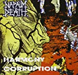 NAPALM DEATH HARMONY CORRUPTION