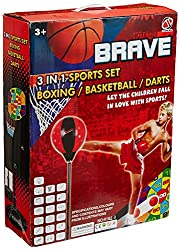 Kings Sport Set of 3, Multi Color