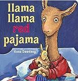 img - for Llama Llama Red Pajama by Anna Dewdney (5-May-2015) Board book book / textbook / text book