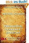 Predigten, Traktate, Spr�che: Vollst�...