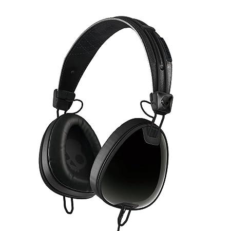 Skullcandy Aviator Headphones - Black/Black