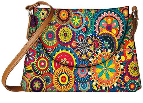 Snoogg-Womens-Sling-Bag-MulticolorRPC-7099-SPUBAG