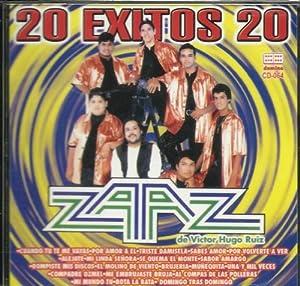 Zaaz De Victor Hugo Ruiz 20 Exitos - Zaaz De Victor Hugo