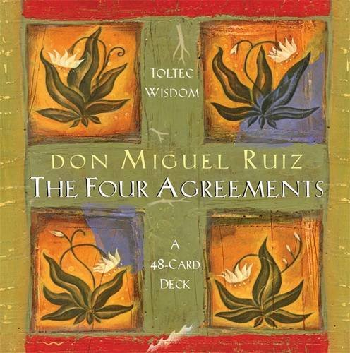 Libro Four Agreements Panion Book Using The Four