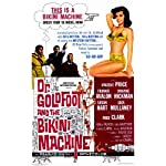 Doctor Goldfoot and the Bikini Machine Poster Movie 11x17 Vincent Price Frankie Avalon