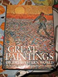 img - for Great Paintings of the Western World book / textbook / text book