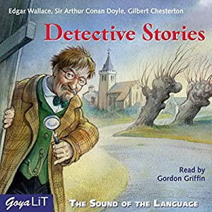 Detective Stories (The Sound of the Language) Hörbuch