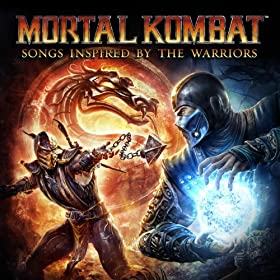 Mortal Kombat: Songs Inspired By The Warriors [+Digital Booklet]