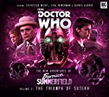img - for The New Adventures of Bernice Summerfield: The Triumph of the Sutekh: Volume 2 book / textbook / text book