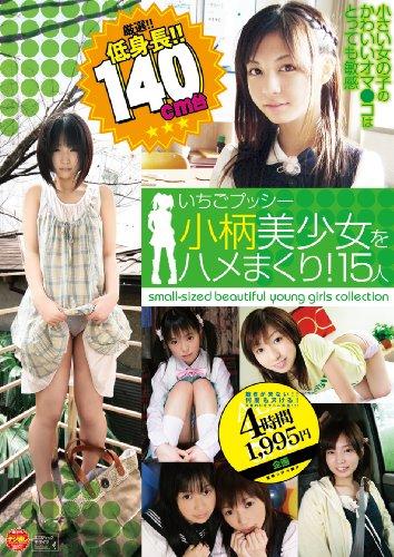 小柄美少女をハメまくり! 15人 [DVD]
