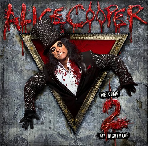 Welcome 2 My Nightmare by Alice Cooper album cover