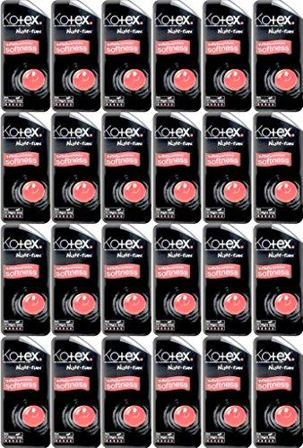 twenty-four-packs-of-kotex-maxi-night-time-10-pads
