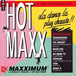 Hot Maxx Volume 1 (2CD)