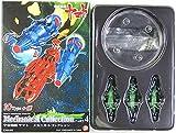 【7】 ザッカPAP 宇宙戦艦ヤマト メカニカルコレクション Part.4 高速巡洋型クルーザー×3 アニメ 単品