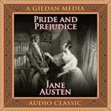 Pride and Prejudice Audiobook by Jane Austen Narrated by Margarite Gavin