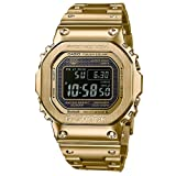 G-Shock Men's GMW-B5000GD-9CR Gold One Size (Color: Gold, Tamaño: One Size)