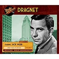 Dragnet audio book