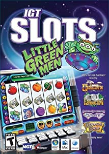 IGT Slots: Little Green Men by Masque Publishing