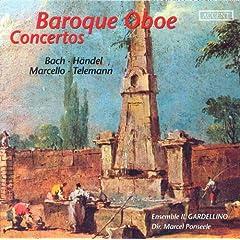 Oboe Concerto in D Minor: III. Presto