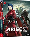 Ghost in the Shell Arise - Films 1 & 2 - Combo [Combo Blu-ray + DVD] [Combo Blu-ray + DVD]