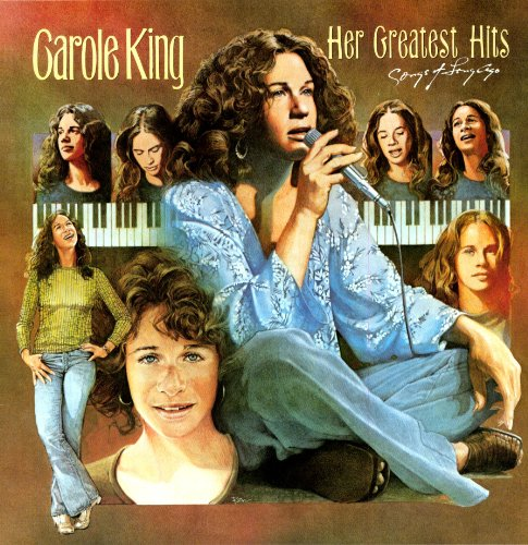 Her Greatest Hits: Songs of Long Ago [Vinyl] by Carole King