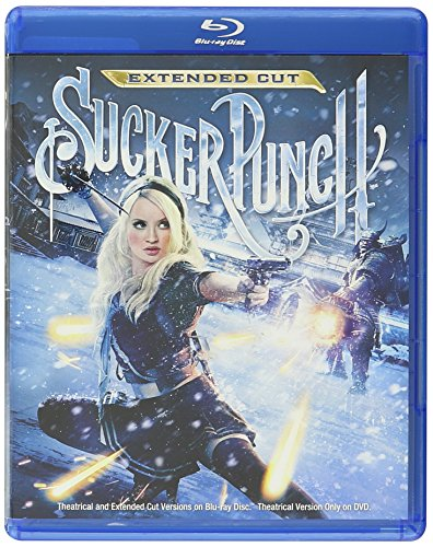 Blu-ray : Sucker Punch (Extended Cut) (Repackaged)