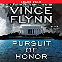 Pursuit of Honor: Mitch Rapp Series (       UNABRIDGED) by Vince Flynn Narrated by George Guidall