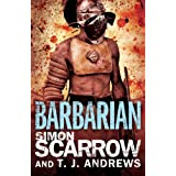 Arena: Barbarian (Part One of the Roman Arena Series)by Simon Scarrow