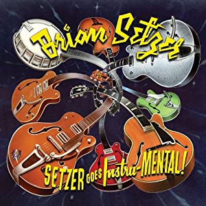 Setzer Goes Instru-Mental