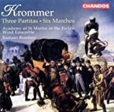 Krommer: 3 Partitas / 6 Marches ACADEMY OF ST MARTIN IN THE FIELDS WIND ENSEMBLE