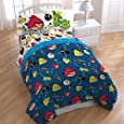 Angry Birds Twin Size 3 Piece Sheet Set Cotton Rich