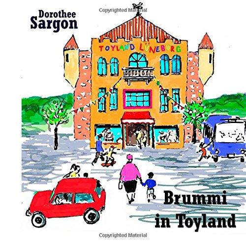 Brummi in Toyland: Volume 2 (Brummi - the little bear)