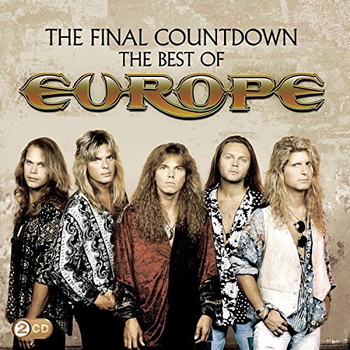 The Final Countdown: The Best Of Europe [2 CD]
