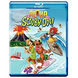Scooby Doo: Aloha Scooby Doo [Blu-ray]