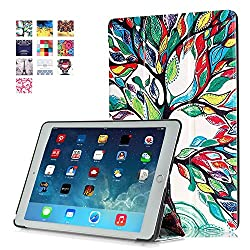 ProElite Designer Smart Flip Case cover for Apple iPad Pro 9.7 [Sleep/Wake] (Design - Tree)