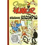EL BOTONES SACARINO (Super Humor Mortadelo)