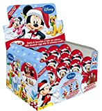 Zaini Disney Mickey Mouse Christmas Chocolate Surprise Egg 20 g (12PCS)