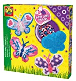 SES Creative Children's Iron on Beads Butterfly Set
