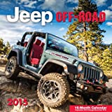 Jeep Off-Road 2015: 16-Month Calendar September 2014 through December 2015