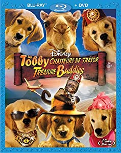 Treasure Buddies - 2-Disc BD Bilingue Combo Pack (BD+DVD) [Blu-ray]