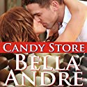 Candy Store Audiobook by Bella Andre Narrated by Eva Christensen