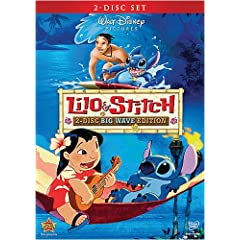 Lilo & Stitch 2-Disc Big Wave Edition