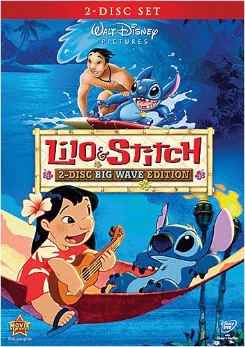 Cover art for  Lilo & Stitch (Two-Disc Big Wave Edition)